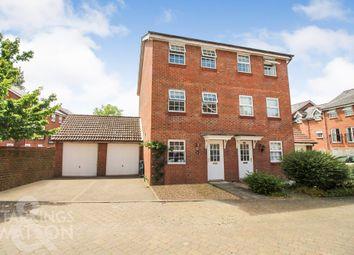 4 bed town house for sale in Copenhagen Way, Norwich NR3