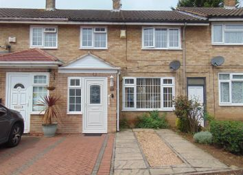 Thumbnail 3 bed terraced house to rent in Marescroft Road, Slough