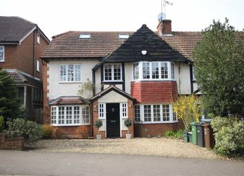 Thumbnail 4 bed semi-detached house for sale in Park Hill, Harpenden, Hertfordshire