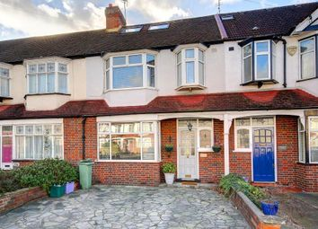 Thumbnail 5 bed terraced house to rent in Martin Way, Raynes Park