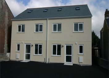 Thumbnail 1 bed flat to rent in Rosevear Road, Bugle, St Austell