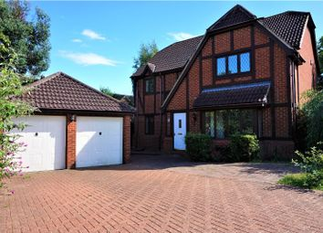 Thumbnail 4 bedroom detached house for sale in Paxton Crescent, Shenley Lodge