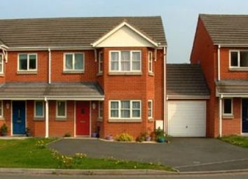 Thumbnail 3 bed town house to rent in 4 Ithon View, Tremont Park, Llandrindod Wells, Powys