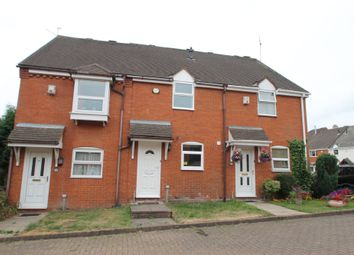 Thumbnail 2 bed terraced house to rent in Denham Court, Atherstone, Warwickshire