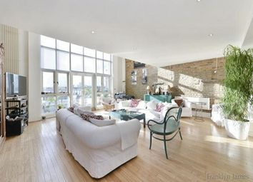 Thumbnail 3 bed flat to rent in Roneo Wharf, Limehouse