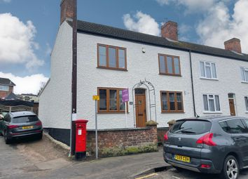Thumbnail 3 bed cottage for sale in The Banks, Leicestershire, Sileby