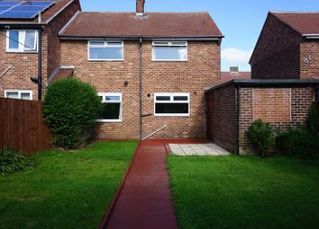 Thumbnail 3 bed terraced house to rent in Langley Road, North Shields