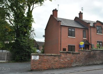 Thumbnail 2 bedroom end terrace house to rent in Bridgewater Street, Whitchurch, Shropshire