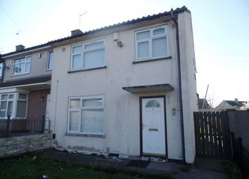 Thumbnail 3 bed terraced house to rent in Heysham Drive, Bradford