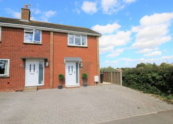 Thumbnail 2 bed terraced house for sale in Burgage Place, Hazelton Close, Thame