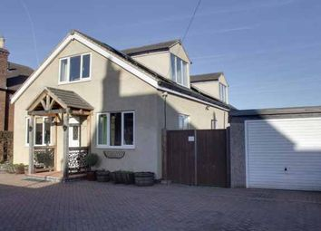Thumbnail 4 bed detached bungalow for sale in Hope Street, Melbourne, Derbyshire
