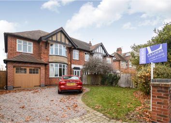 Thumbnail 4 bed semi-detached house for sale in Fairmount Drive, Loughborough
