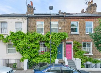 Thumbnail 4 bed terraced house for sale in Nasmyth Street, London