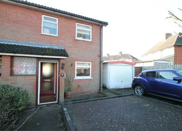 Thumbnail 3 bedroom semi-detached house for sale in Packard Avenue, Ipswich, Suffolk