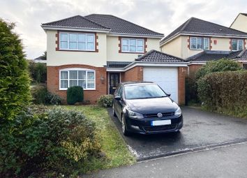 Thumbnail 4 bed detached house for sale in Upcott Valley, Okehampton