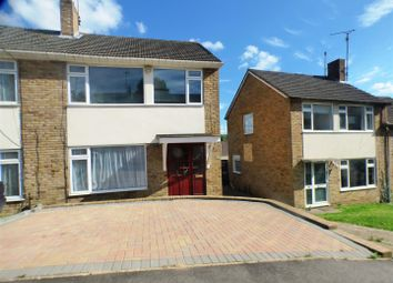 Thumbnail 3 bed semi-detached house to rent in Roseholme, Maidstone