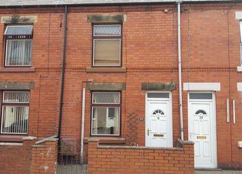 Thumbnail 2 bed terraced house for sale in High Street, Rhostyllen, Wrexham