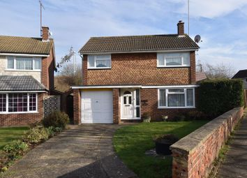 Thumbnail 4 bedroom detached house for sale in Melrose Avenue, Bletchley, Milton Keynes