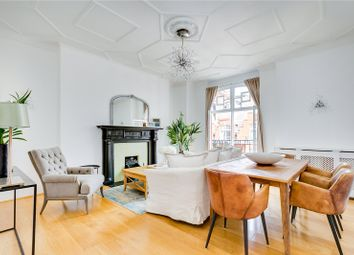 Thumbnail 3 bed flat to rent in Portman Mansions, Chiltern Street, London