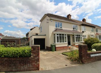 Thumbnail 3 bed end terrace house for sale in Tudor Crescent, Cosham, Portsmouth