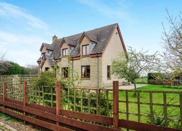 Thumbnail 5 bed detached house for sale in Ferneycastle, Eyemouth
