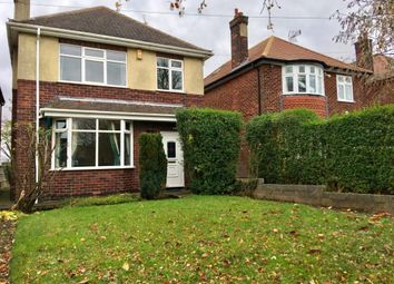 Thumbnail 3 bed detached house to rent in Mansfield Road, Warsop, Mansfield