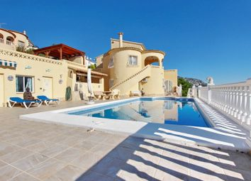 Thumbnail 6 bed villa for sale in Adsubia, Valencia, Spain