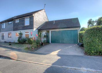 Thumbnail 3 bed semi-detached house for sale in De Mandeville Road, Elsenham, Bishops Stortford