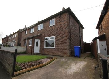 Thumbnail 3 bedroom semi-detached house to rent in Brundall Oval, Bentilee, Stoke-On-Trent