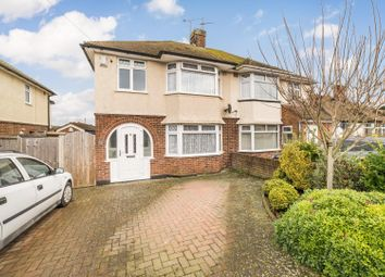 3 bed semi-detached house for sale in Pilgrims Way, Canterbury CT1