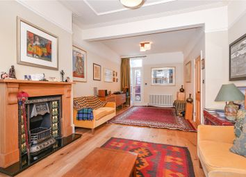 Thumbnail 4 bed terraced house for sale in Allison Road, Harringay, London
