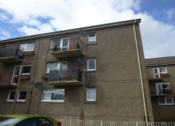 Thumbnail 2 bedroom flat for sale in Hunter Street, Airdrie