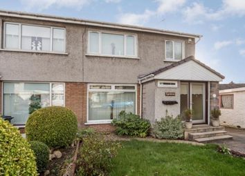 Thumbnail 3 bed semi-detached house for sale in Mossgiel Gardens, Uddingston, Glasgow, North Lanarkshire