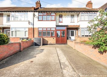 Thumbnail 3 bed terraced house for sale in Roding Road, Loughton, Essex