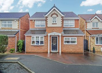 The Covers, Wallsend NE28. 4 bed detached house for sale