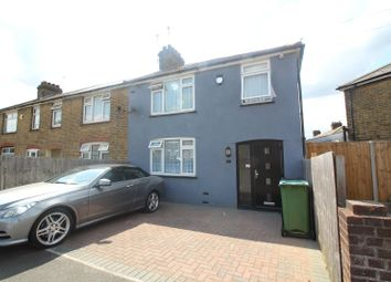 Thumbnail 1 bed property to rent in Lewis Road, Swanscombe, Kent