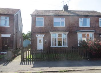 Thumbnail 3 bedroom semi-detached house to rent in Avon Road, Scunthorpe