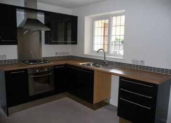 Thumbnail 3 bed town house to rent in Badnall Street, Leek