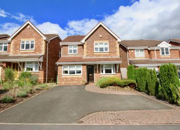 Thumbnail Detached house for sale in Mercer Avenue, Stone, Staffordshire