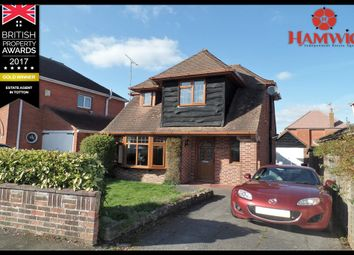 Thumbnail 3 bed detached house for sale in Rushington Avenue, Southampton