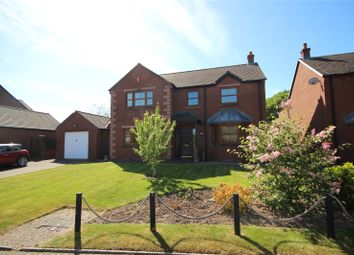 Thumbnail 4 bed detached house for sale in 4 The Willows, Durdar, Carlisle, Cumbria