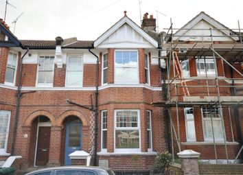Thumbnail 3 bed terraced house for sale in De Montfort Road, Brighton