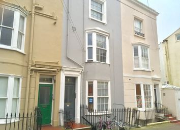 Thumbnail 1 bed flat to rent in Clarendon Place, Brighton