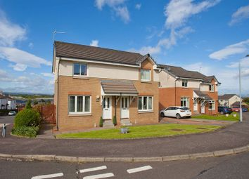 Thumbnail 2 bed semi-detached house for sale in Speirs Road, Johnstone
