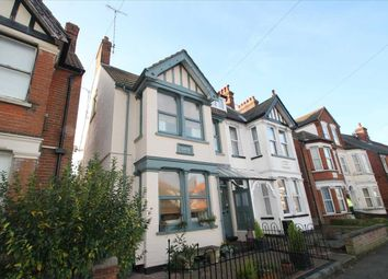 Thumbnail 5 bed property for sale in High Road West, Felixstowe