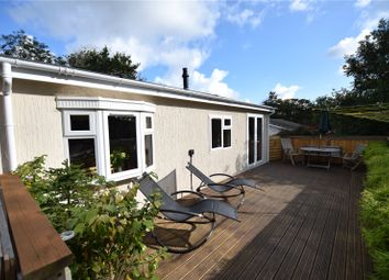 Thumbnail 2 bed mobile/park home for sale in Coombe Park, Bell Lake