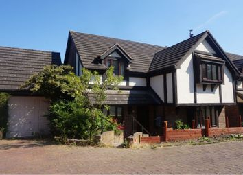 Thumbnail 4 bed detached house for sale in Malt Rise, Crew Green, Shrewsbury