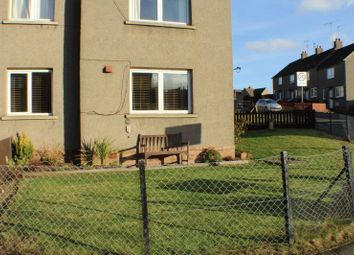 Thumbnail 1 bed flat for sale in 47 Burnside, Auchtermuchty