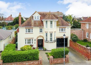 Thumbnail 6 bed detached house for sale in The Crescent, Frinton-On-Sea