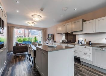 "Thumbnail 5 bed detached house for sale in ""The Durham"" at Wingfield Road, Alfreton"